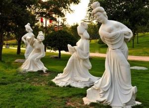 浮雕制作公司一起来了解浮雕雕塑的特点!