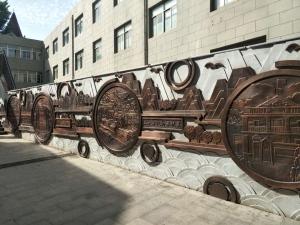 铜浮雕厂家生产工艺的难与易!